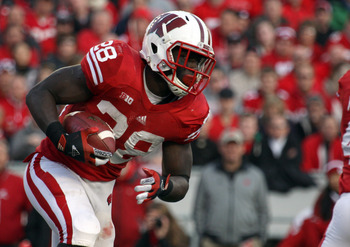 Montee Ball had a stellar collegiate career and is thought by many as an elite prospect.