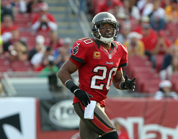 Ronde Barber has been asking for help for years in Tampa Bay.