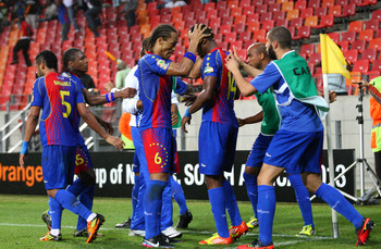 Cape Verde beat Angola 2-1 on Sunday and are through to the quarterfinals of the Africa Cup of Nations.