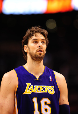 Gasol could likely use a change of scenery.
