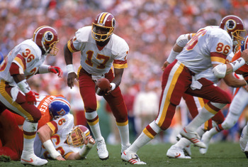 Doug Williams Super Bowl XXII