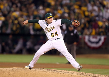 Griffin may be the A's biggest enigma