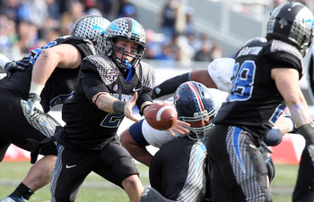 Kale Pearson will likely have the keys to the triple-option offense at Air Force next season.