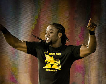Kofi Kingston (Photo by Reckless Dream Photography)