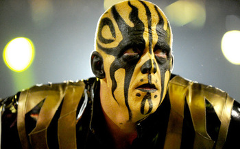 Goldust (Photo from WWE.com)
