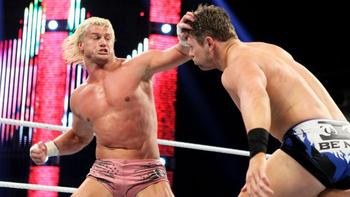 Dolph Ziggler is primed to be constantly in the main event.  Photo courtesy of wwe.com