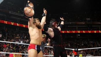 Team Hell No retained the tag titles at the Royal Rumble.  Photo courtesy of wwe.com
