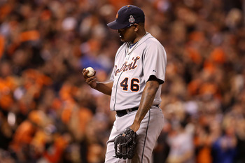 Can Jose Valverde bounce back from a miserable postseason?