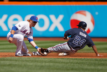 Bourn can slide into the Mets' leadoff hitter spot.
