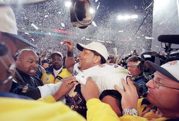 Ray Lewis: The Once and Future Super Bowl MVP