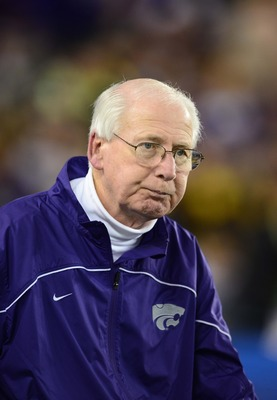 Head coach Bill Snyder