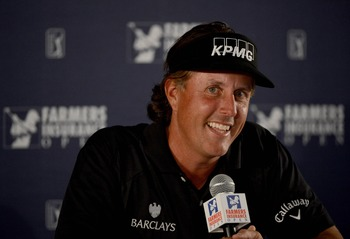 Phil Mickelson could be dominant at TPC Scottsdale.