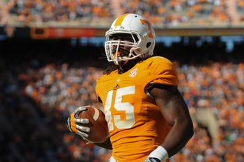 Tennessee LB A.J. Johnson