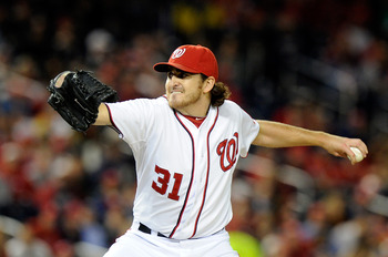 Lannan will compete for a rotation spot, as he did in Washington in 2012.