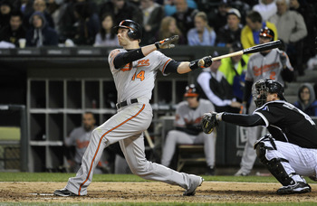 The competition for left field between Nolan Reimold and Nate McLouth will indeed be spirited.