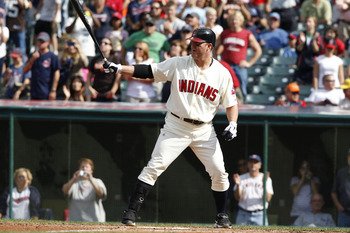 Could Jim Thome find himself back in Cleveland for a third stint with the Indians?