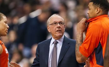 Boeheim needs Triche outside and Coleman inside