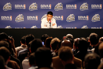 Jeremy Lin went from NBA afterthought to the King of New York in 25 games.