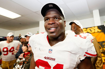 The criminally underrated Frank Gore.