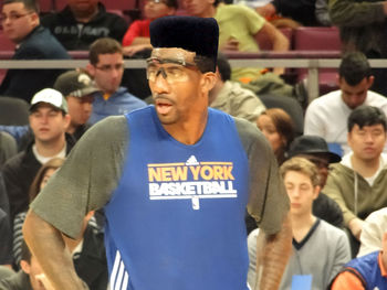 Original Photo Via: http://upload.wikimedia.org/wikipedia/commons/3/3e/Amar'e_Stoudemire_Knicks_2010.jpg