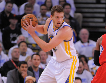 Golden State Warriors' David Lee