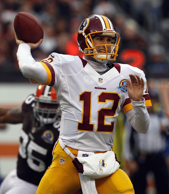 Chances are that most of the offseason camps and preseason practices will involve Kirk Cousins under center.