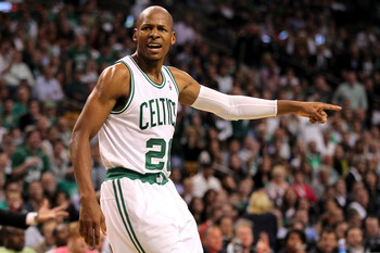 At heart, Ray Allen is still a Celtic