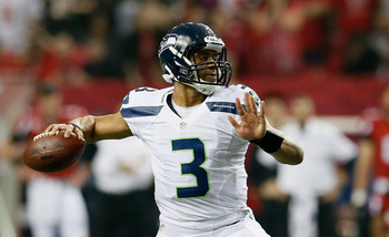 Russell Wilson proved to Pete Carroll that he made the right decision starting him over Matt Flynn.