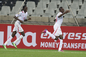 Traore has been a revelation at this year's AFCON