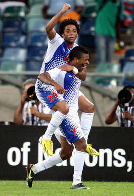 Ryan Mendes and Cape Verde are the unlikely heroes of this year's AFCON so far