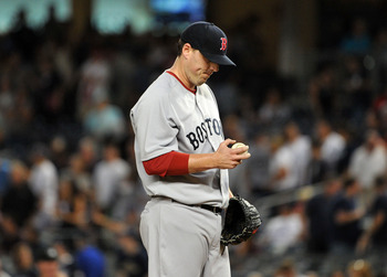 John Lackey underwent Tommy John surgery and missed all of the 2012 season.