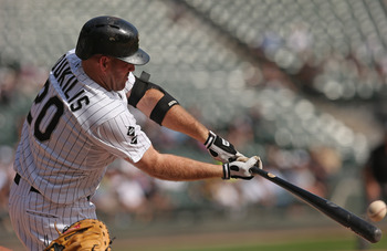 The Yankees signed Youkilis, a former member of the White Sox (and Red Sox), in the offseason.
