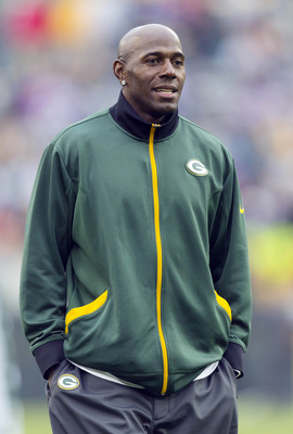 Donald Driver spent much of the 2012 campaign on Green Bay's bench and is well past his prime.