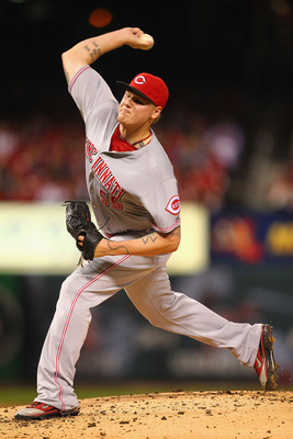 Latos struggled early in the season, but he showed why the team gave up prospects for him last offseason.