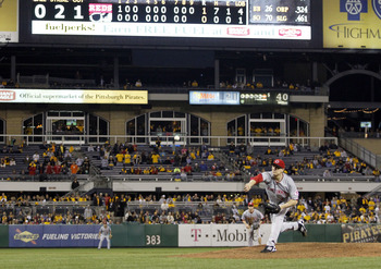 Bailey's no-hitter on September 28th against the Pittsburgh Pirates was the highlight of his breakout season.
