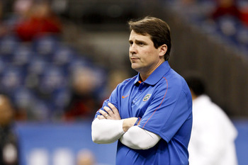 Will Muschamp could add on to an already stacked recruiting class before National Signing Day.