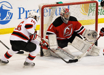 New Jersey set a modern NHL record for penalty killing last season.