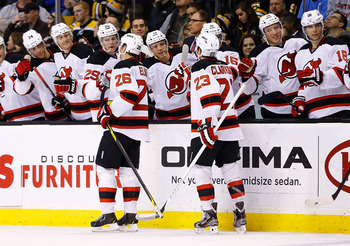 Patrik Elias and David Clarkson are among many unrestricted free agents on this team.