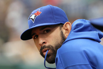 Hopefully you didn't forget about Jays slugger Jose Bautista.