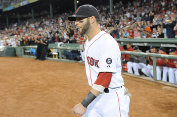 Dustin Pedroia will try to stay healthy in 2013.