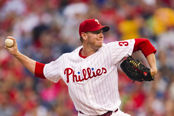 Roy Halladay will try to bounce back after a rough 2012 campaign.