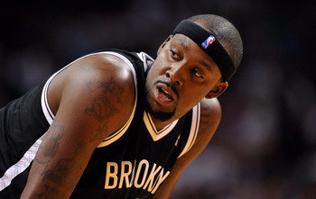 The Heat chose not to take a chance on Andray Blatche.