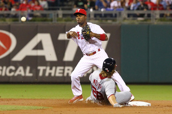 Shortstop Jimmy Rollins.