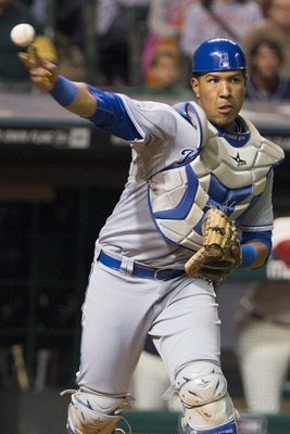 Salvador Perez will turn heads in 2013.