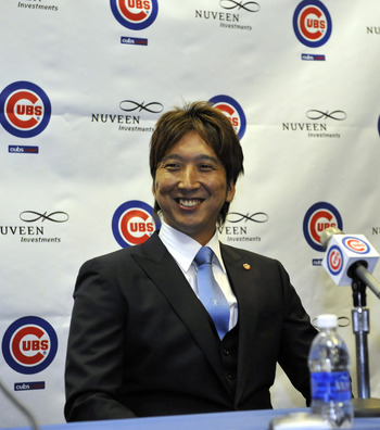 Kyuji Fujikawa will breathe new life into the ninth inning for the Cubs.