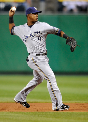 Jean Segura will take the next step in 2013.