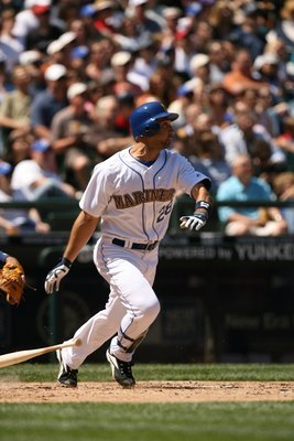 This Raul Ibanez is not the player that is returning to Seattle.