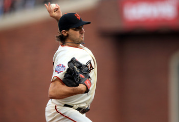 Barry Zito was more lucky than good during the regular season.