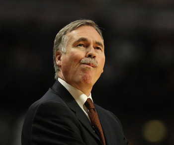 D'Antoni and Anthony didn't get along too well