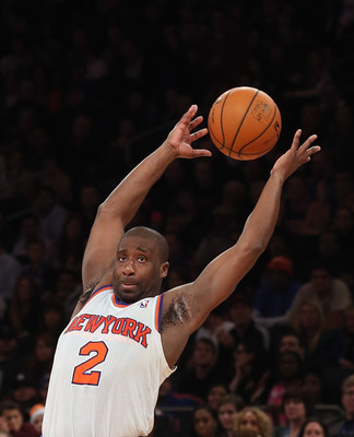 Felton meshes well with Anthony